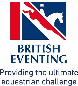 British Eventing logo